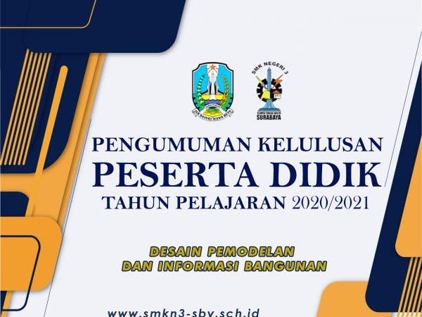DESAIN PEMODELAN DAN INFORMASI BANGUNAN 2020/2021